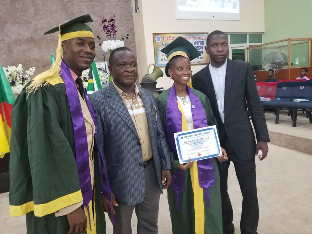Leadership Graduation at MIV